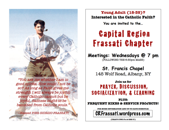Frassati-meeting-flier